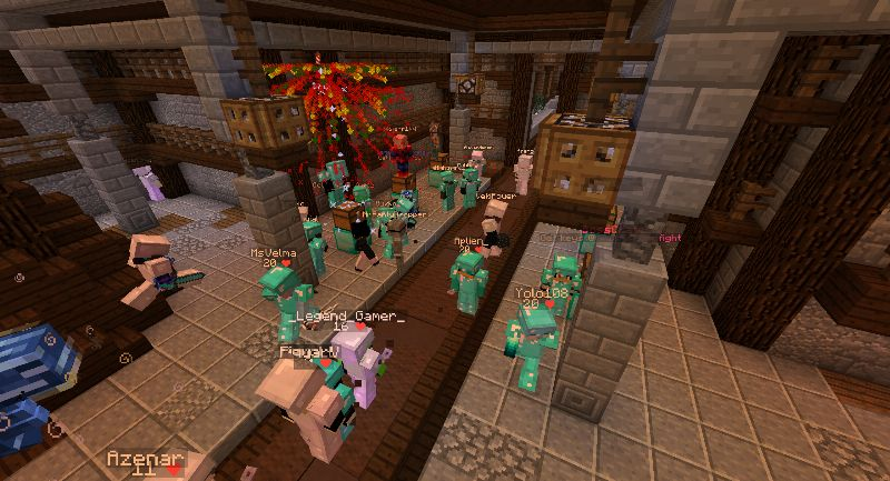 Factions Reset